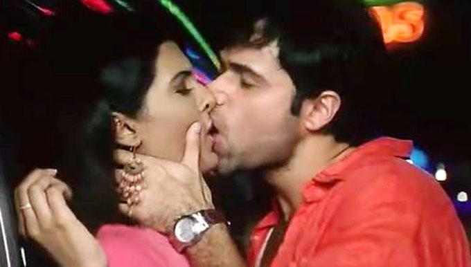 Video kissing Imran hashmi