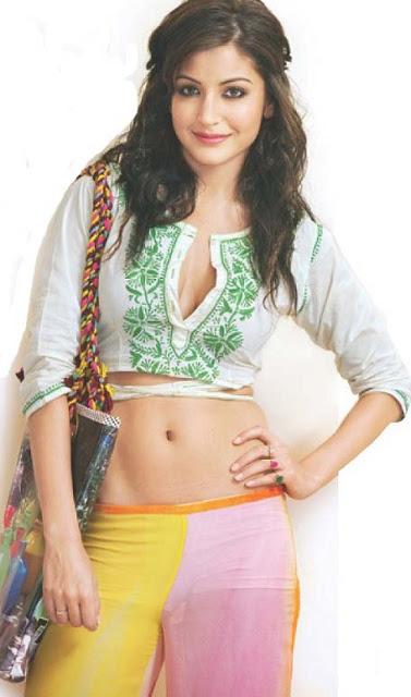Anushka Sharma Sizzles - Indiatimescom-1611