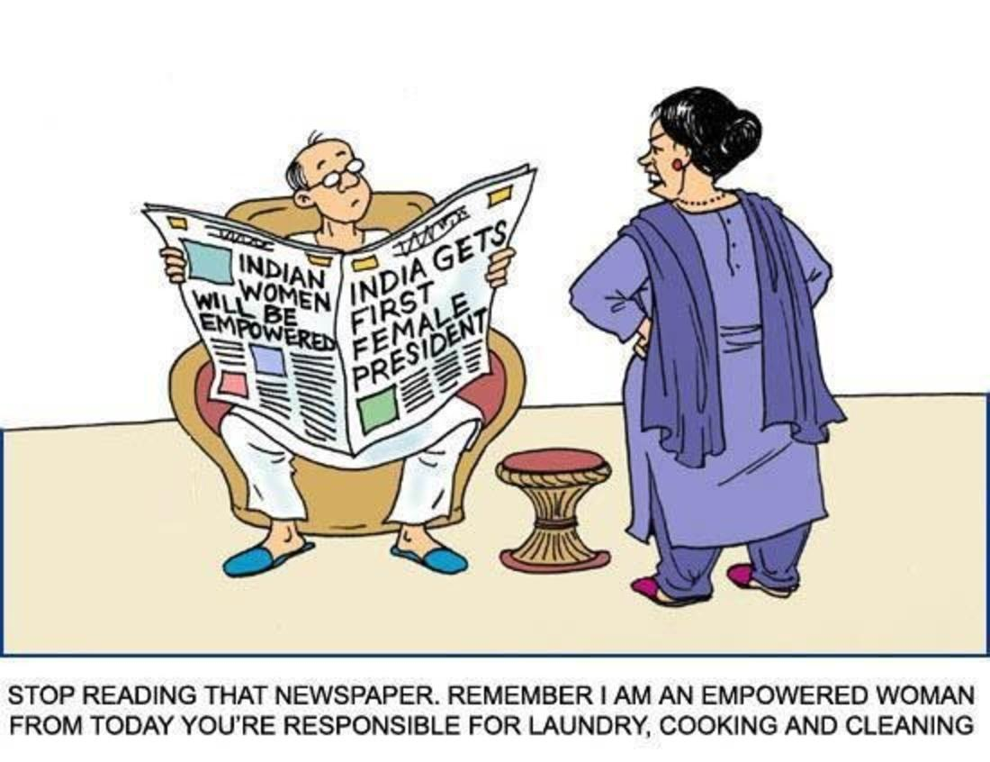 Funny Indian Cartoons