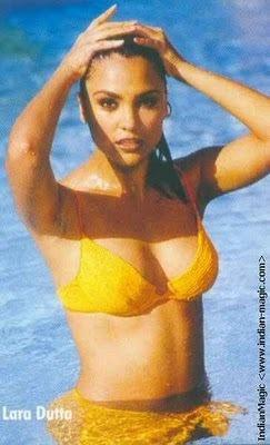 Understood Lara dutta hot bikini are similar