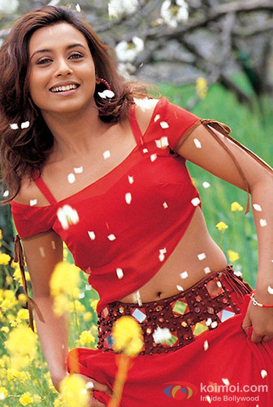 Rani Mukarji Sexy Pics