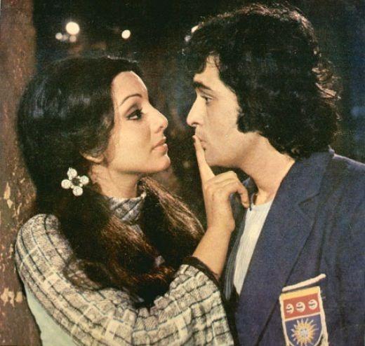 Neetu Singh Kapoor's Unseen Photos