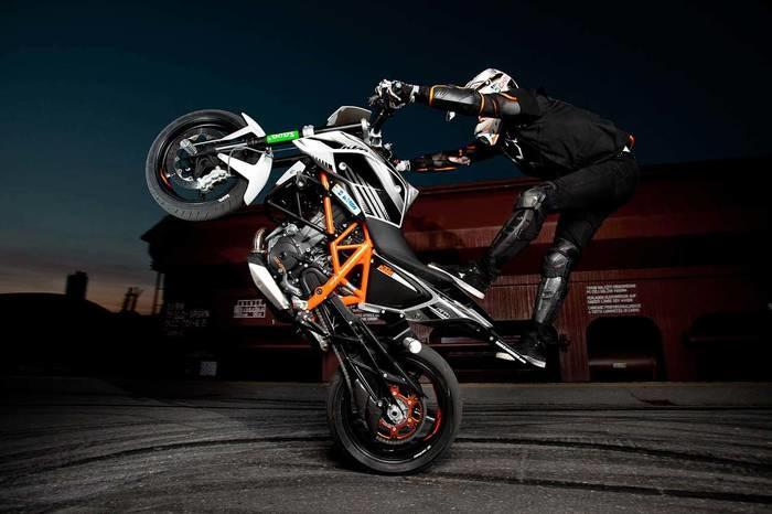 Bike Stunt Indiatimes Com