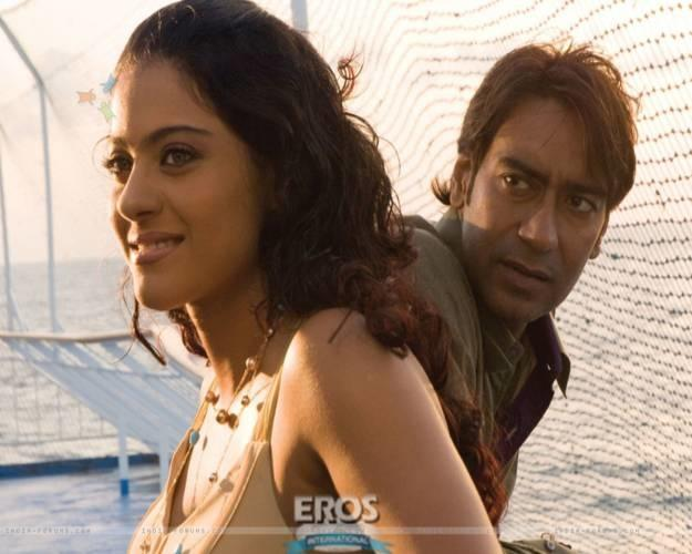 Ajay Devgan And Kajol - Indiatimescom-4647