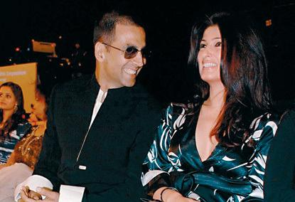 Akshay Kumar's Rare Pics - Indiatimes.com