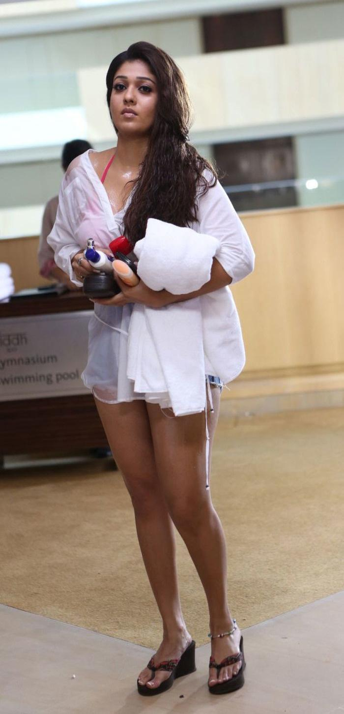 Sizzling Hot Nayanthara In Pics Indiatimescom