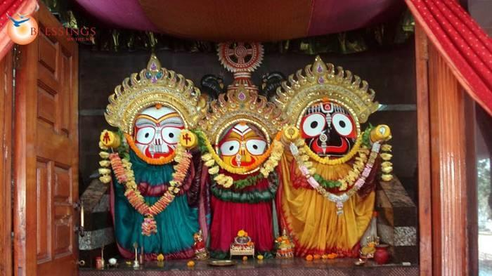 Jagannath Temple Wallpaper Download