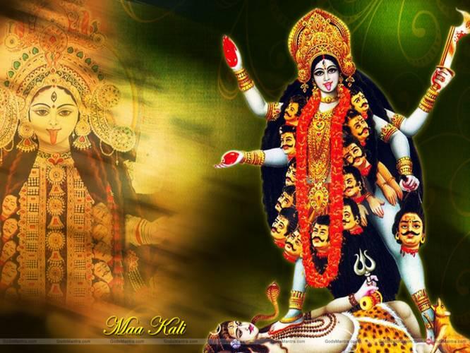 Maa Kali Indiatimes Com