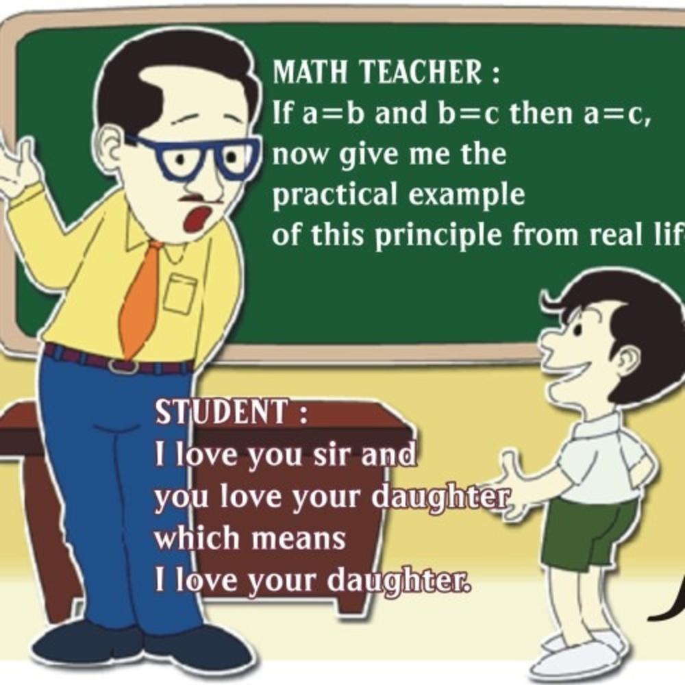 Teacher Student Jokes