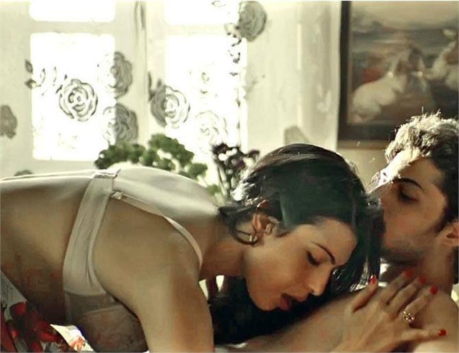 Controversial movie sex