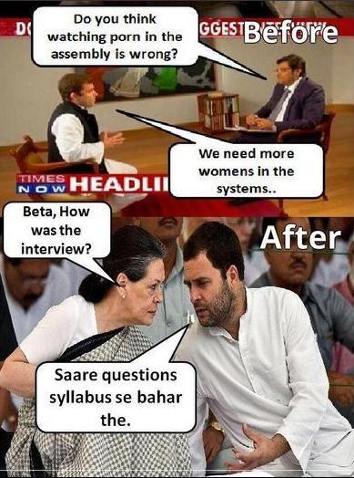Manmohan Singh Comedy 1263 Indiatimescom Rahul Gandhi Cartoons Indiatimescom