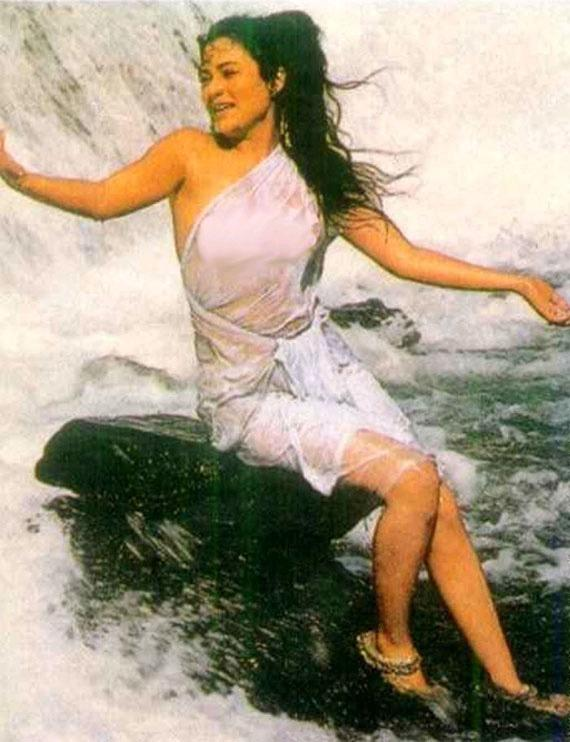 The world mandakini naked image