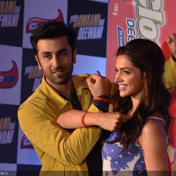 Ranbir-Deepika's Love Story - Indiatimes.com