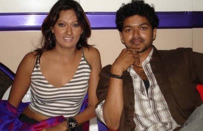 South star Vijay's rare photos