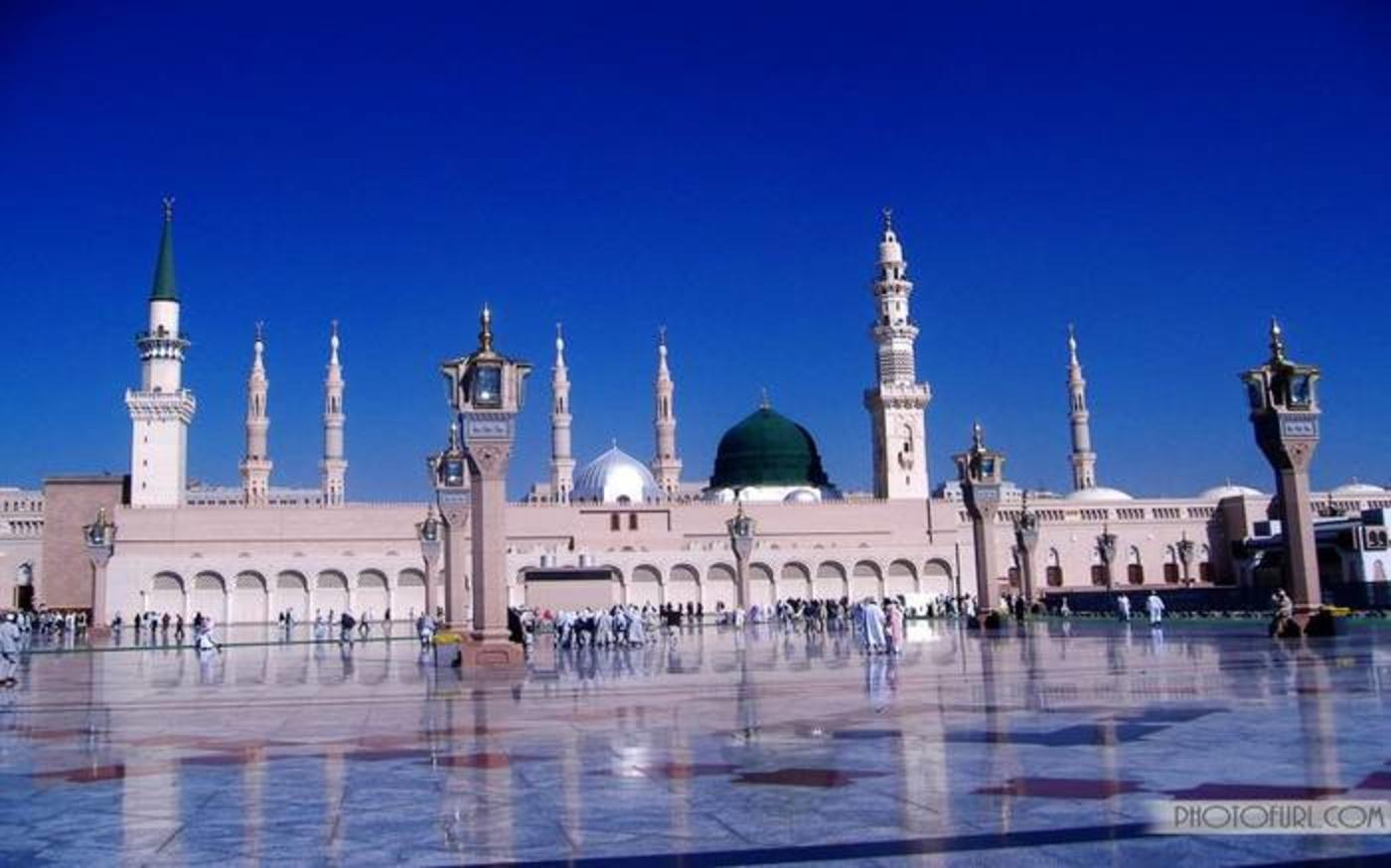Beautiful Pictures Of Madina Sharif