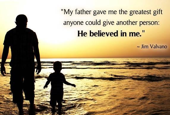 Father Our First Teacher