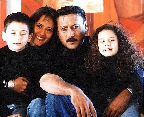 Image result for jackie shroff ki family