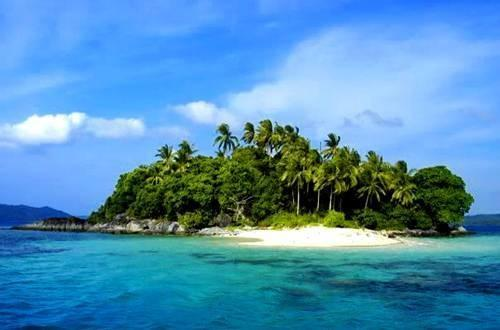 Beautiful Pictures Of Tropical Islands