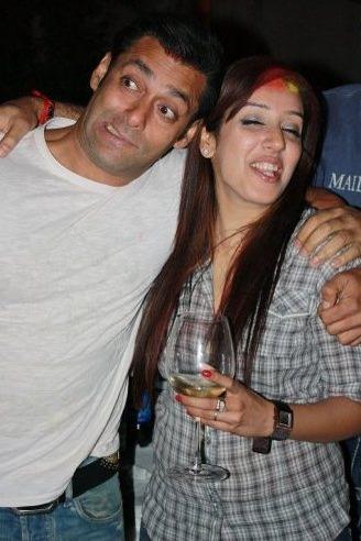 Salman Khan, Artis Bollywood dalam Jeratan Alkohol, Istri Shahrukh Khan Salah Satunya