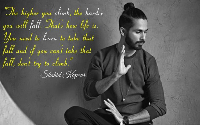In Pictures: Inspirational Quotes By Bollywood Stars Photos