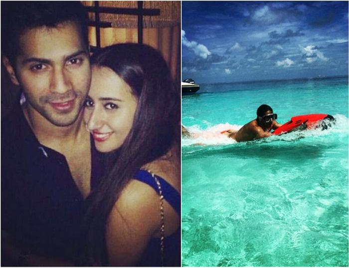 Celebs Spotted On Vacation Indiatimes Com