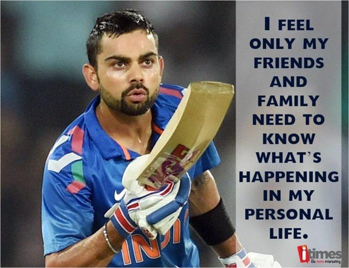 Cricket T20 Virat Kohlis Inspirational Quotes Photos Indiatimescom