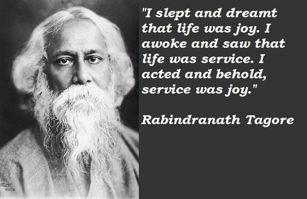 20 Most Inspiring Quotes By Rabindranath Tagore That Will Change