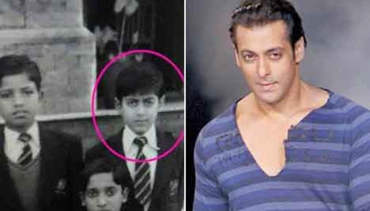11 Foto Jadul Seleb Bollywood Saat Sekolah, Shah Rukh Khan ...