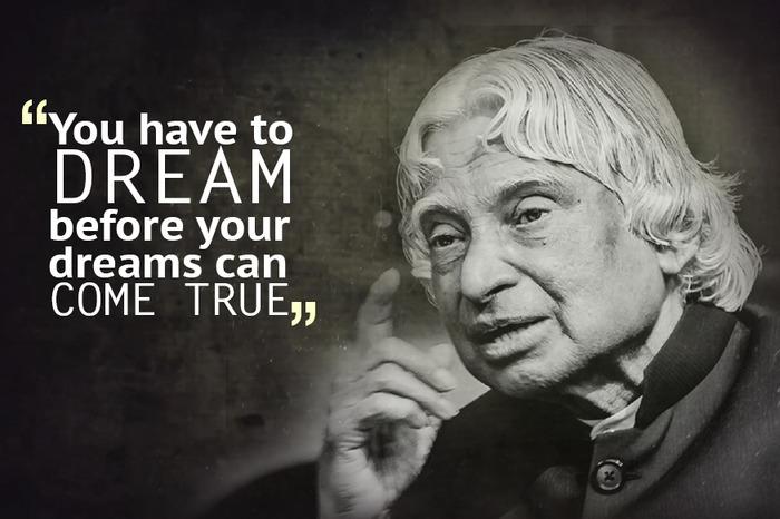 Apj Abdul Kalams Inspirational Quotes Photos Indiatimes