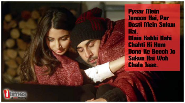 Heart Touching Dialogues And Shayari From Ae Dil Hai Mushkil