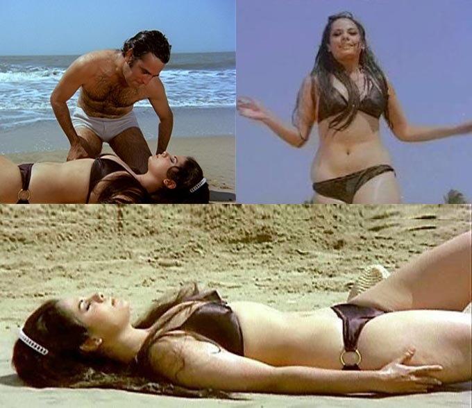 Bikini scene photos