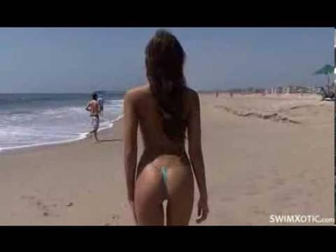 Micro Bikini Photoshoot