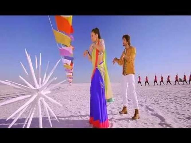Saree Ke Fall Sa Video HD MP4 Song R Rajkumar   hindi Film Full HD