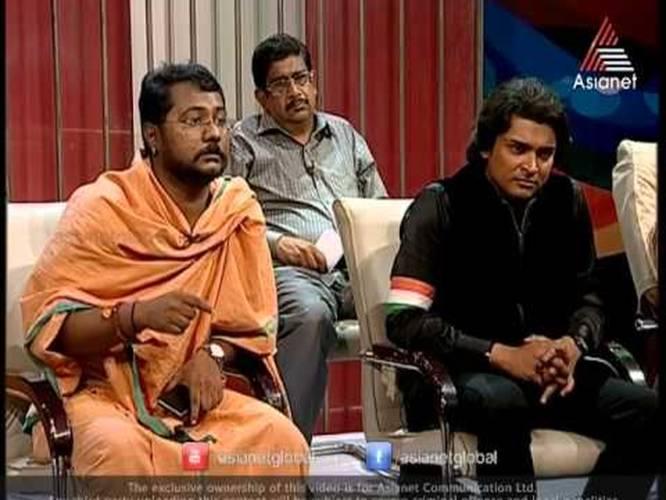 Humorous Talk Show - Alamballa Aathmeeyatha Episode 21 On Asianet Plus
