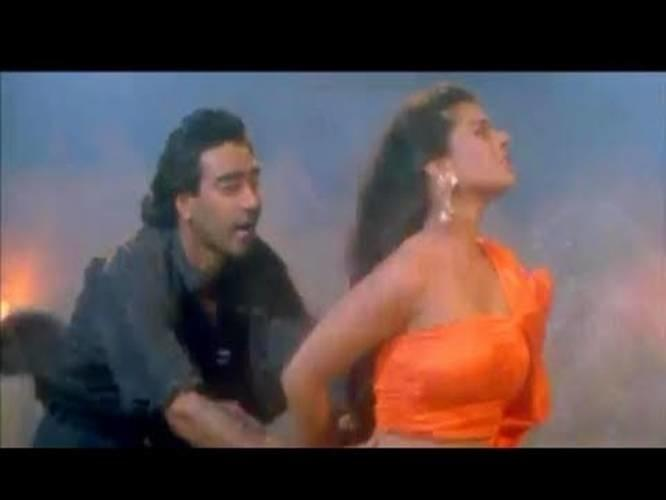 I Am Sixteen Hd Kajol Ajay Devgan Hit Song Indiatimes Com