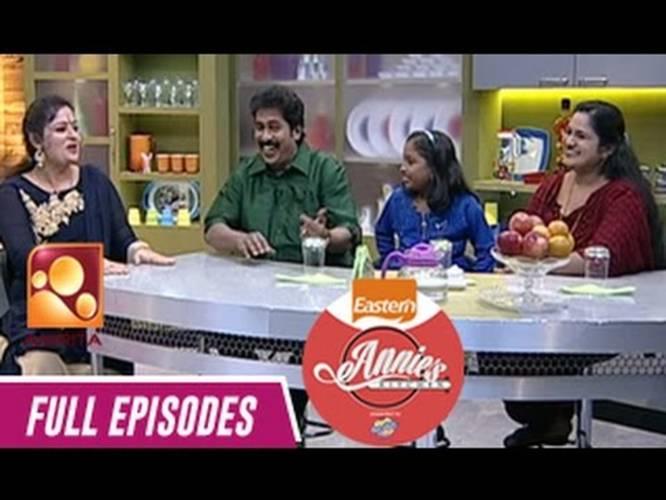 Actor Prem Kumar In Annie\'s Kitchen | Chicken Biriyani Recipe ...