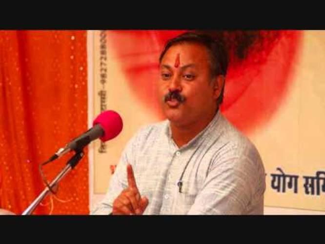Bhai Rajiv Dixit On Vyavastha Parivartan, Samast Gyan Ka