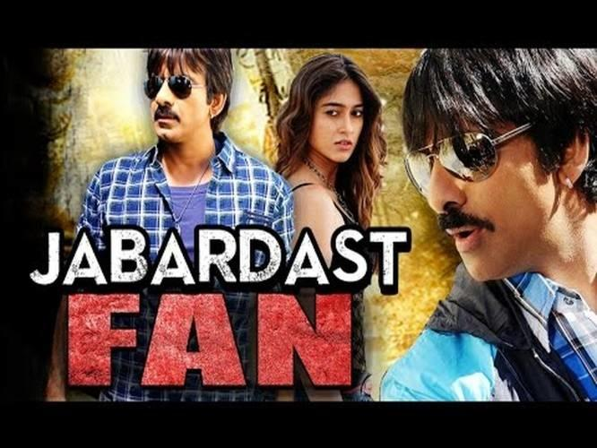 Jabardast Fan 2016 Full Hindi Dubbed Movie Ravi Teja Ileana D