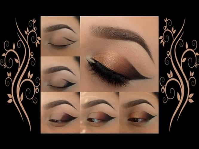 Smokey Eye Makeup Tutorial Step By Step Gorgeous Ways To Apply Eye