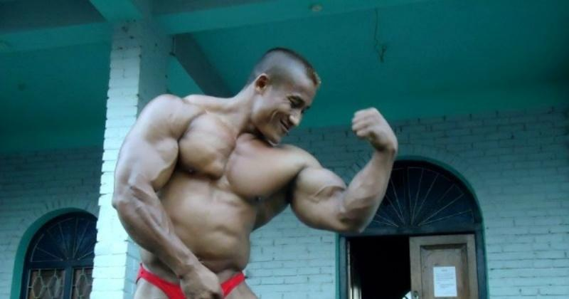 Thakur Anoop Singh And 12 Other Bodybuilders Who Are Making India Proud