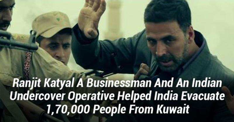 25 Years Ago Ranjit Katyal Helped Rescue 1,70,000 People From Kuwait