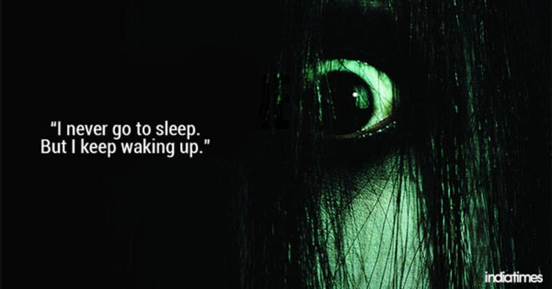 27 Two-Sentence Horror Stories That'll Keep You Awake All Night Long