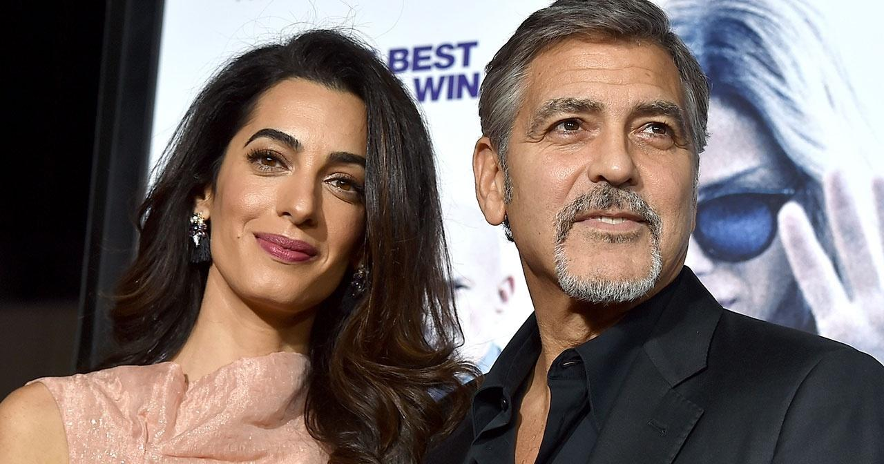 George Clooney And Wife Amal Headed For A $300 Million ...