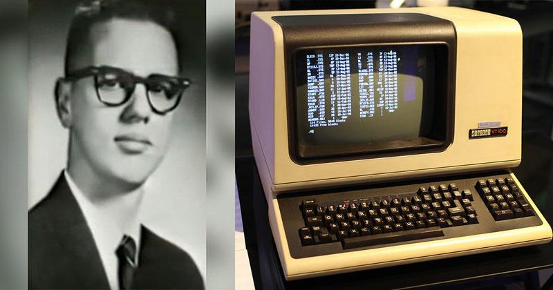 9 Things You Need To Know About The Man Who Invented Email