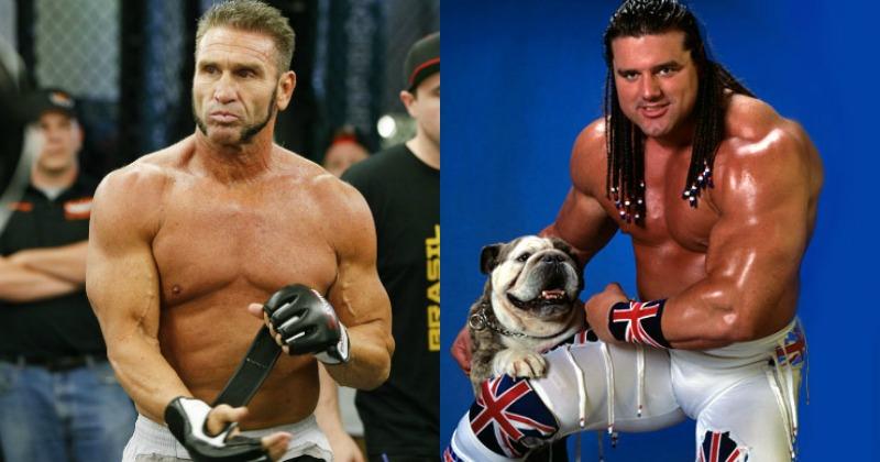 British Bulldog, Ken Shamrock & Mr. Perfect - Ever