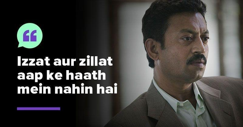11 Poignant Quotes By Irrfan Khan That'll Make You Look At Life ...