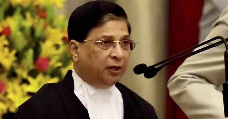 Image result for chief justice deepak mishra