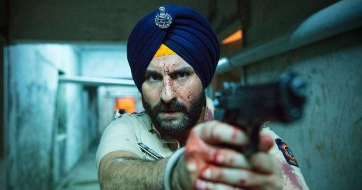Another Congress Activist Files Complaint Against 'Sacred Games'