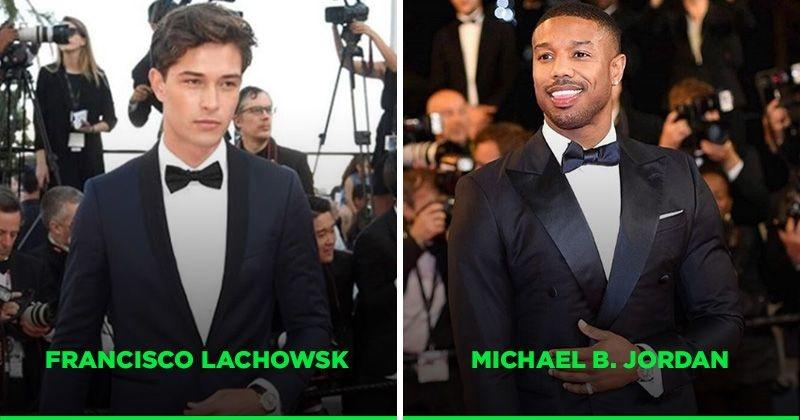 13 Best Dressed Men From Cannes Film Festival Who Will Have You Drooling  Till The Sun Sets - Indiatimes.com 1cb26e590f2