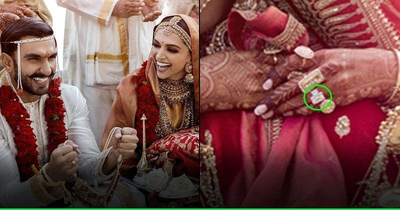 Deepika Padukone's Huge Solitaire Engagement Ring By ...